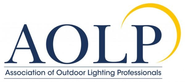 Association of Outdoor Lighting Professionals (AOLP) logo color