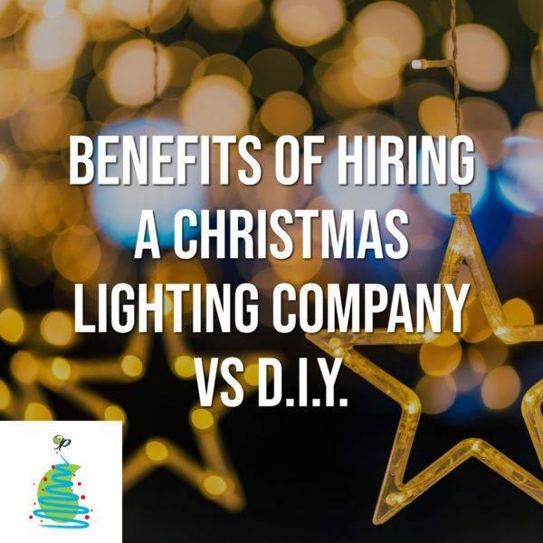 Benefits of Hiring a Company to Design & Install Christmas Lights vs. DIY